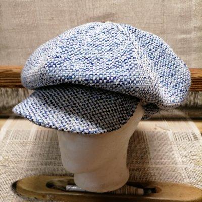 modrá melírová mlynářka