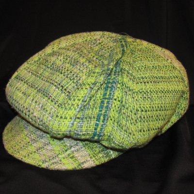 zelená mlynářka