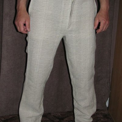 kalhoty - na objednávku